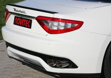 Maserati GranCabrio by Novitec Tridente - Foto 6 di 20