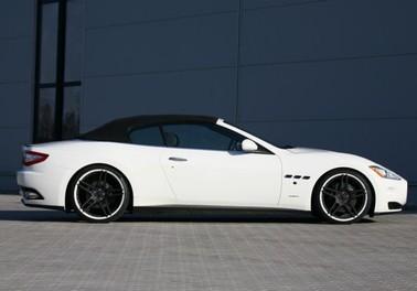 Maserati GranCabrio by Novitec Tridente - Foto 10 di 20