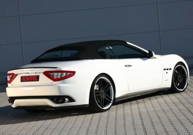 Maserati GranCabrio by Novitec Tridente - Foto 11 di 20