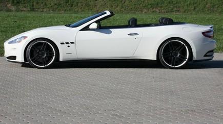 Maserati GranCabrio by Novitec Tridente - Foto 13 di 20