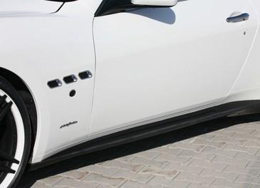 Maserati GranCabrio by Novitec Tridente - Foto 17 di 20