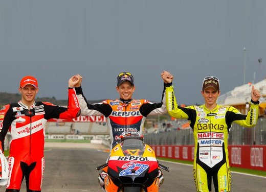 MotoGP: dal 2012 test privati MotoGP liberalizzati dalla Grand Prix Commission - Foto 2 di 72