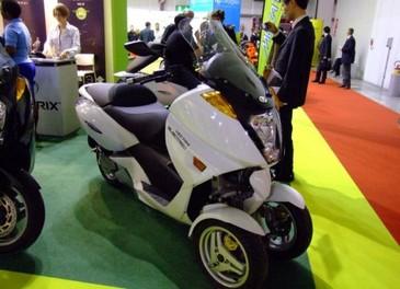 Le moto elettriche all'EICMA 2011