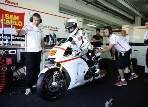 Alvaro Bautista nuovo pilota del team San Carlo Honda Gresini nella MotoGP 2012