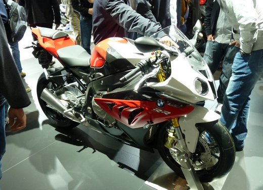 BMW S 1000 RR - Fotogallery - 1