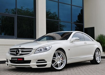 Brabus 800 Coupè su base Mercedes CL 600 - Foto 1 di 15