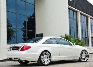 Brabus 800 Coupè su base Mercedes CL 600 - Foto 2 di 15