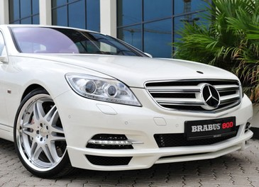 Brabus 800 Coupè su base Mercedes CL 600 - Foto 7 di 15