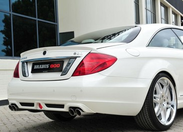 Brabus 800 Coupè su base Mercedes CL 600 - Foto 8 di 15