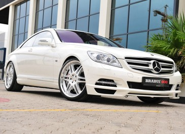 Brabus 800 Coupè su base Mercedes CL 600 - Foto 9 di 15