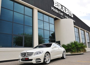 Brabus 800 Coupè su base Mercedes CL 600 - Foto 10 di 15
