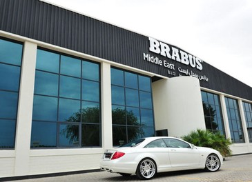 Brabus 800 Coupè su base Mercedes CL 600 - Foto 11 di 15