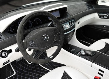 Brabus 800 Coupè su base Mercedes CL 600 - Foto 15 di 15