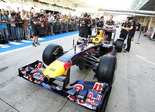 Formula1 2011: orari tv GP Abu Dhabi - Foto 4 di 12