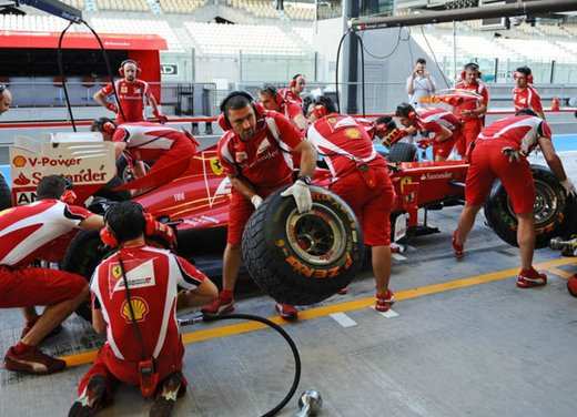 Formula1 2011: orari tv GP Abu Dhabi - Foto 3 di 12