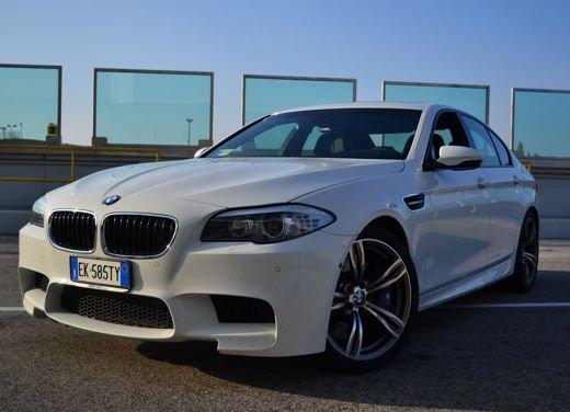Nuova BMW M5, test drive a Misano Adriatico - Foto 1 di 20