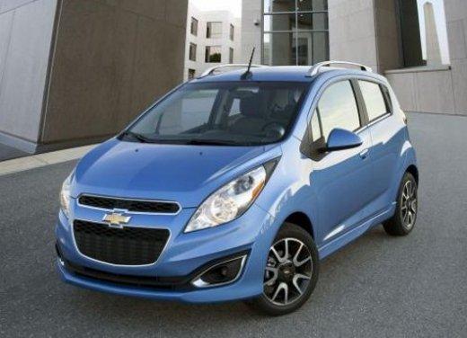Chevrolet Spark Facelift 2013