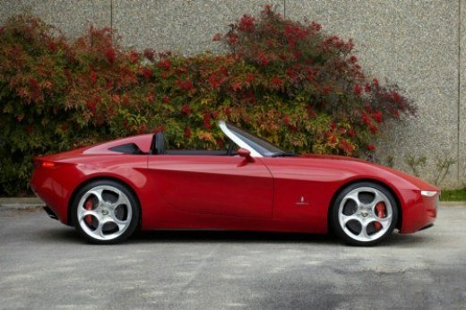 Nuova Alfa Romeo Spider Duetto - Foto 3 di 19