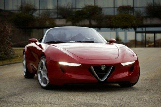 Nuova Alfa Romeo Spider Duetto - Foto 1 di 19