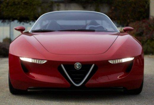 Nuova Alfa Romeo Spider Duetto - Foto 2 di 19