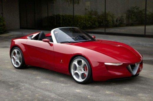 Nuova Alfa Romeo Spider Duetto - Foto 19 di 19