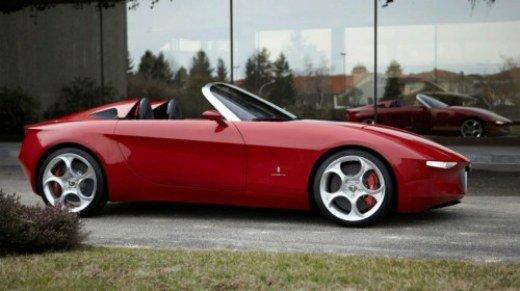 Nuova Alfa Romeo Spider Duetto - Foto 4 di 19