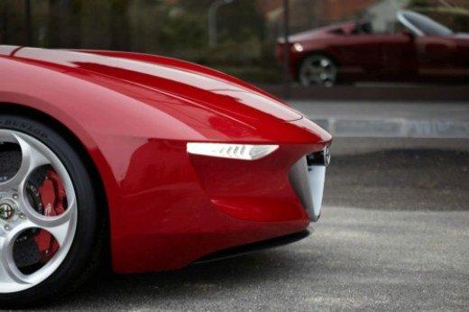 Nuova Alfa Romeo Spider Duetto - Foto 8 di 19