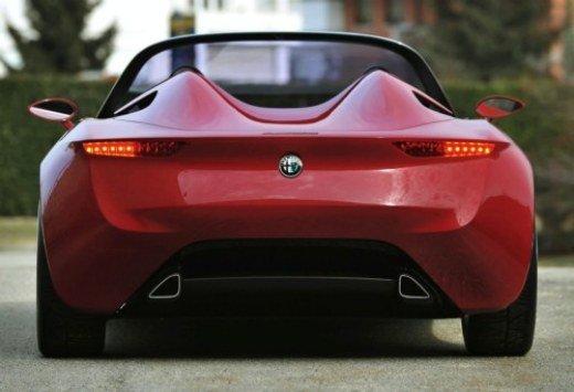 Nuova Alfa Romeo Spider Duetto - Foto 14 di 19