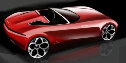 Nuova Alfa Romeo Spider Duetto - Foto 6 di 19