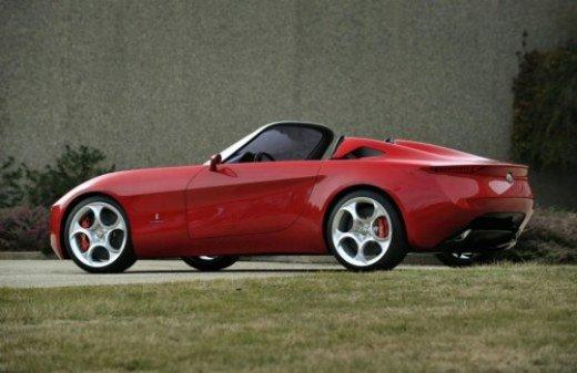 Nuova Alfa Romeo Spider Duetto - Foto 15 di 19