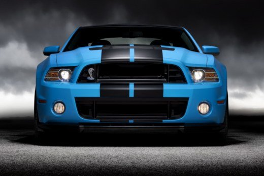 Nuova Ford Mustang Shelby GT500 - Foto 19 di 23