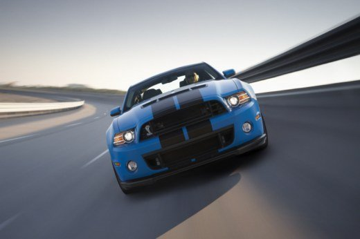 Nuova Ford Mustang Shelby GT500 - Foto 20 di 23