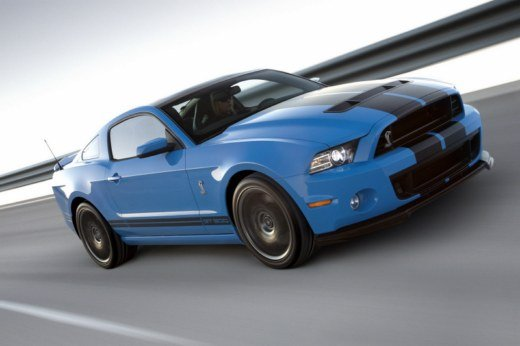Nuova Ford Mustang Shelby GT500 - Foto 21 di 23