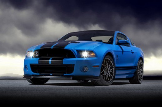Nuova Ford Mustang Shelby GT500 - Foto 22 di 23