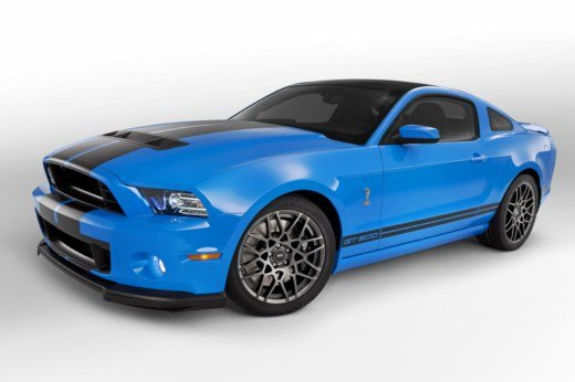 Nuova Ford Mustang Shelby GT500 - Foto 14 di 23
