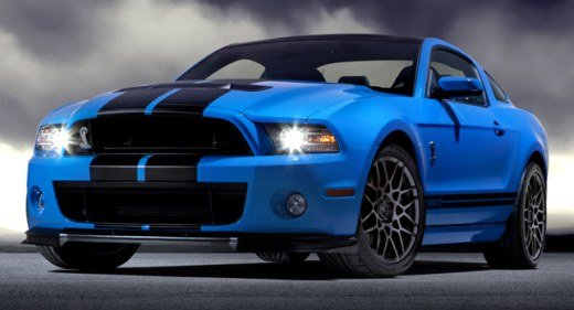 Nuova Ford Mustang Shelby GT500 - Foto 15 di 23