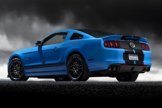 Nuova Ford Mustang Shelby GT500 - Foto 16 di 23