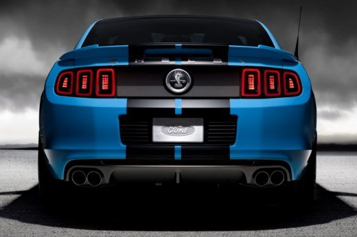 Nuova Ford Mustang Shelby GT500 - Foto 17 di 23