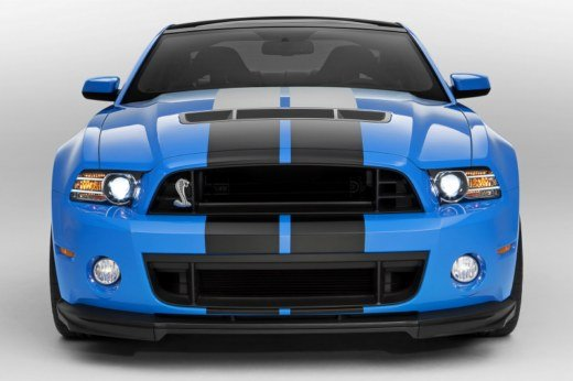 Nuova Ford Mustang Shelby GT500 - Foto 18 di 23