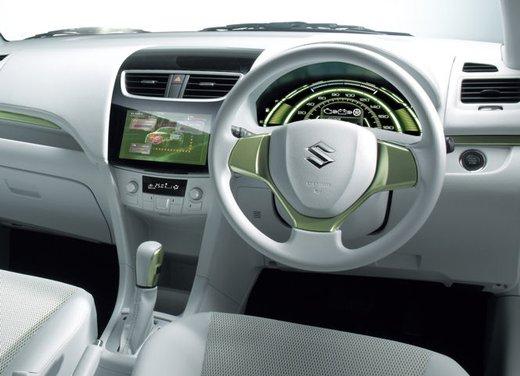 Suzuki Swift EV Hybrid - Foto 18 di 19