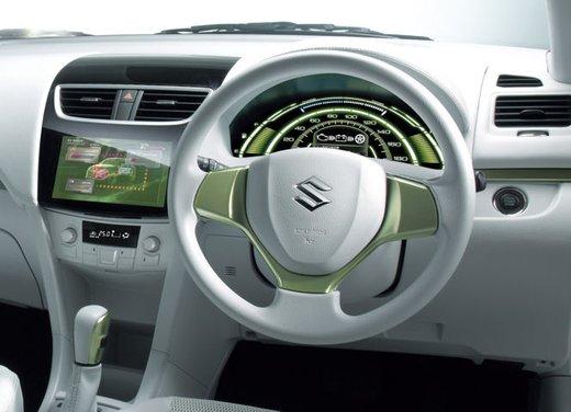 Suzuki Swift EV Hybrid - Foto 19 di 19