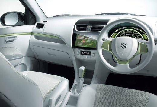 Suzuki Swift EV Hybrid - Foto 17 di 19