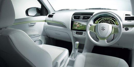 Suzuki Swift EV Hybrid - Foto 16 di 19