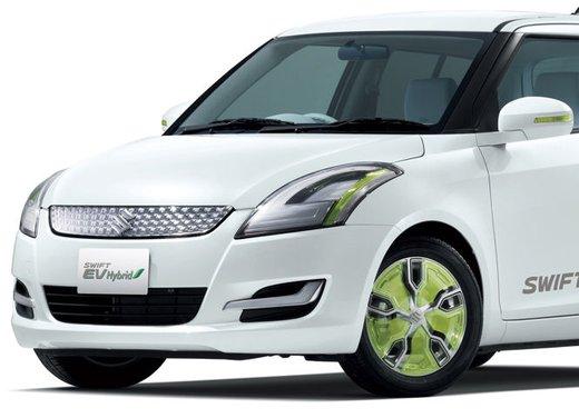 Suzuki Swift EV Hybrid - Foto 12 di 19