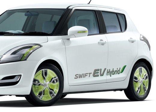 Suzuki Swift EV Hybrid - Foto 13 di 19