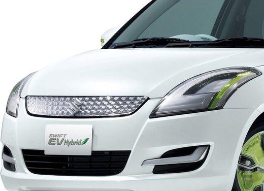 Suzuki Swift EV Hybrid - Foto 14 di 19