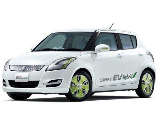 Suzuki Swift EV Hybrid - Foto 11 di 19