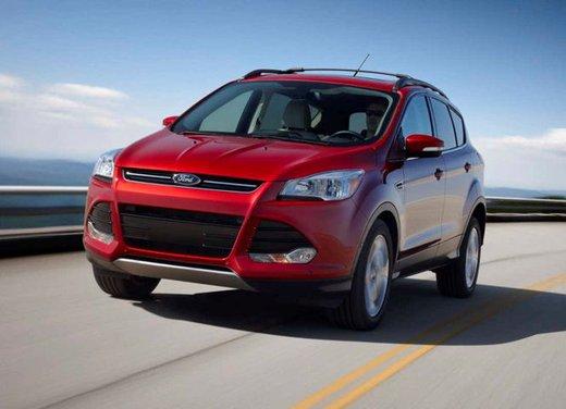 Debutto negli USA per la nuova Ford Kuga sotto le spoglie della Ford Escape