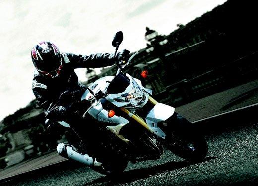 Suzuki GSR750 partecipa a Motomorphosis, progetto di sensibilizzazione sulla sicurezza