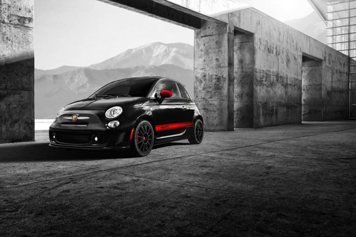 Fiat 500 Abarth spot tv per il Superbowl 2012 - Foto 2 di 37